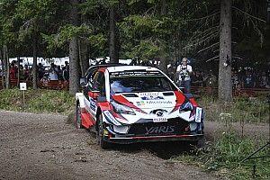 Rallye Finnland: Spannender Zweikampf um die Spitze