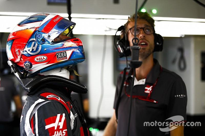 """Grosjean : """"Verstappen me bloque, méchamment"""""""