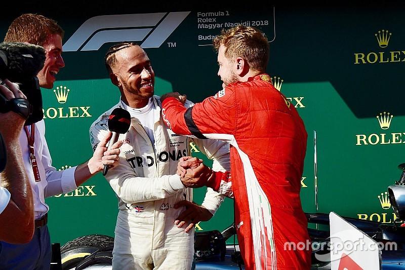Vettel, ikinci yarı için Ferrari'ye güveniyor