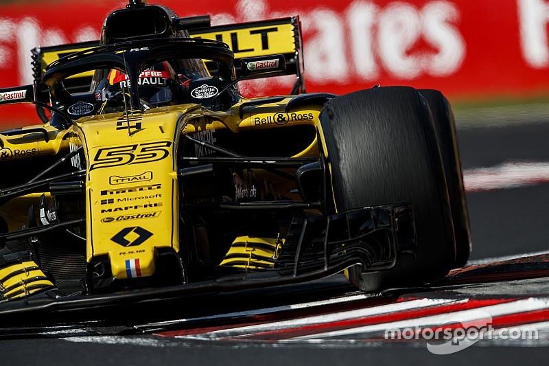 CEO da McLaren diz cogitar Carlos Sainz para 2019
