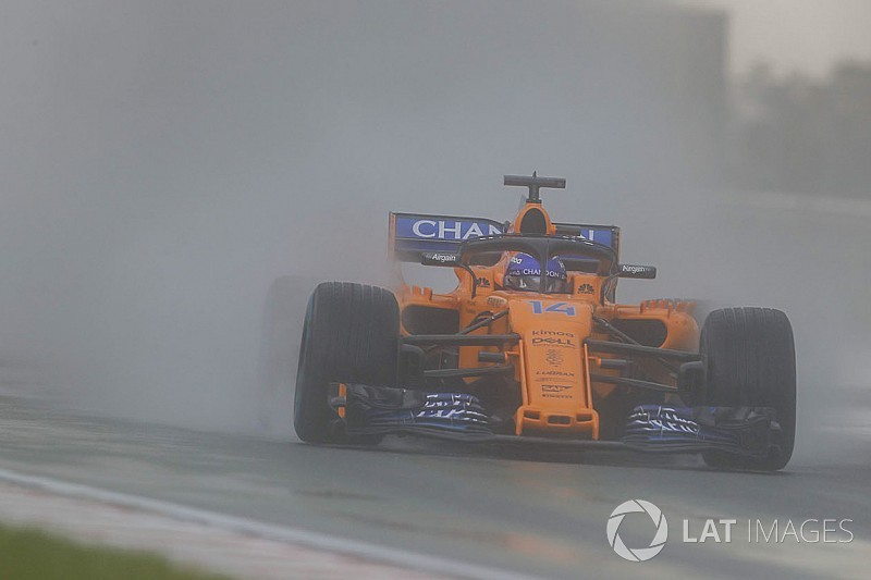 """Annoyed"" Alonso says F1 singles out his radio messages"
