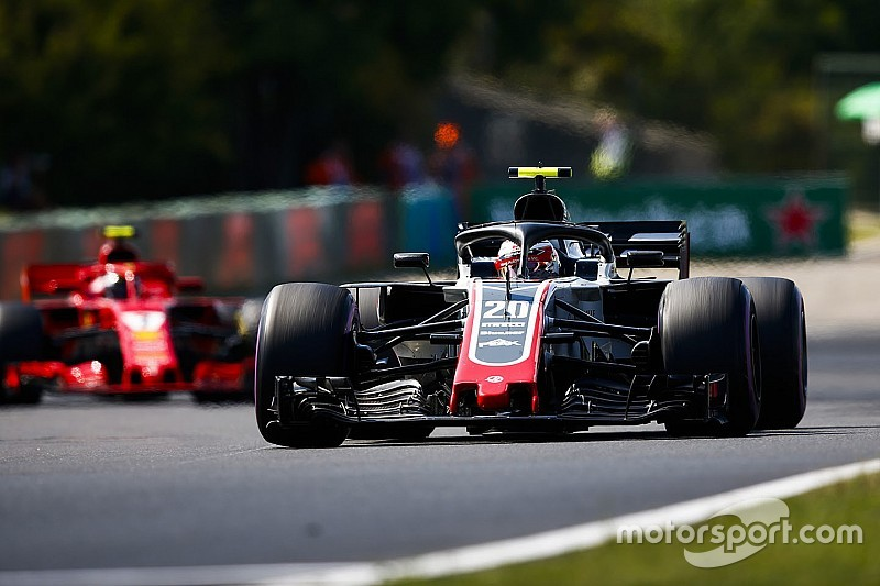 Ferrari heeft geen invloed op onze rijderskeuze, aldus Haas