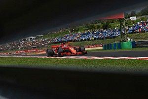 Vettel confirma su papel de favorito antes de la clasificación de Hungría