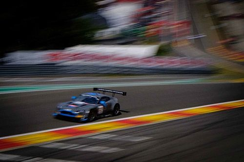 24h Spa: Aston Martin nach Startphase knapp vor Audi