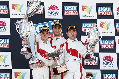 Bathurst 12 Hour: WRT Audi wins as huge crash mars finish