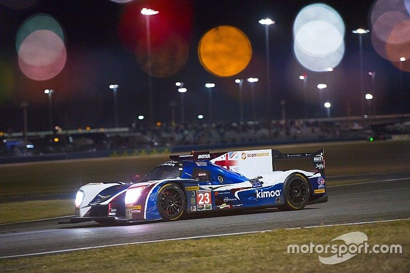 United Autosports unlikely to return to Rolex 24 in 2019