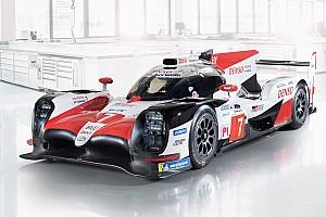 WEC Новость На чем Алонсо поедет в Ле-Мане: Toyota показала машину 2018 года