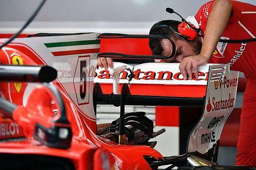 Test Abu Dhabi, Day 2, Ore 15: Vettel si gira, ma riparte dopo una sosta