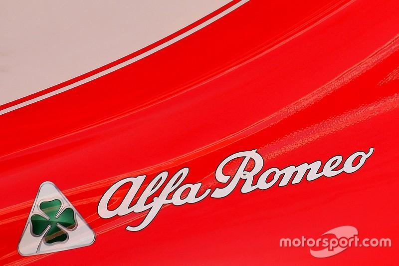 阿尔法·罗密欧联合索伯回归F1