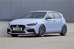 Tief, tiefer, Hyundai i30 N