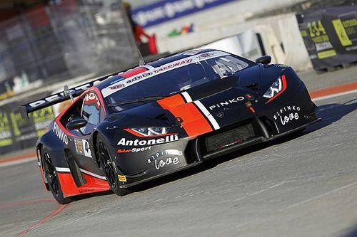 Motor Show, Trofeo Italia GT: è subito sfida Spinelli-Malucelli nelle libere