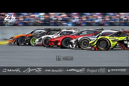 Concept - Des hypercars imaginés dans leur version GT1