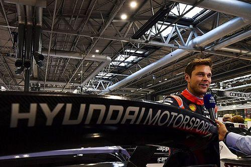 Mikkelsen : La Hyundai i20 me rappelle la VW Polo