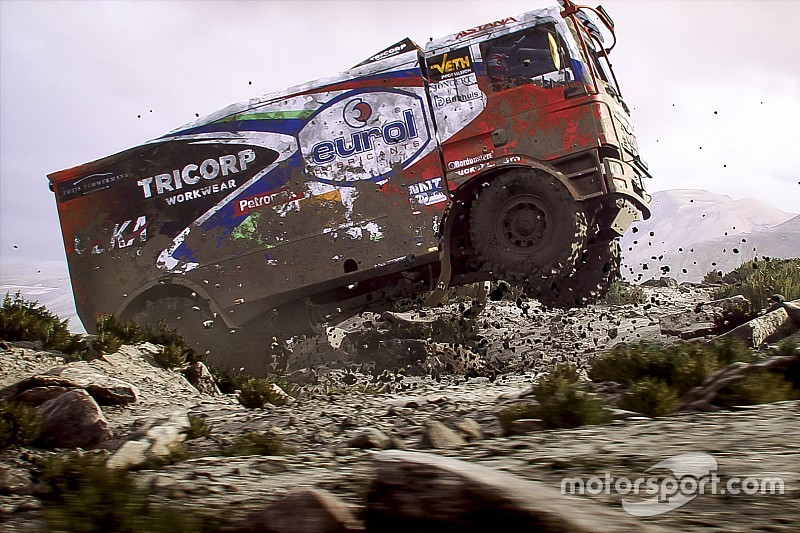 Así luce cada etapa del Dakar 2018 en el videojuego oficial