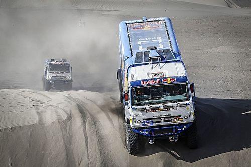 Сотников одержал победу на восьмом этапе «Дакара»