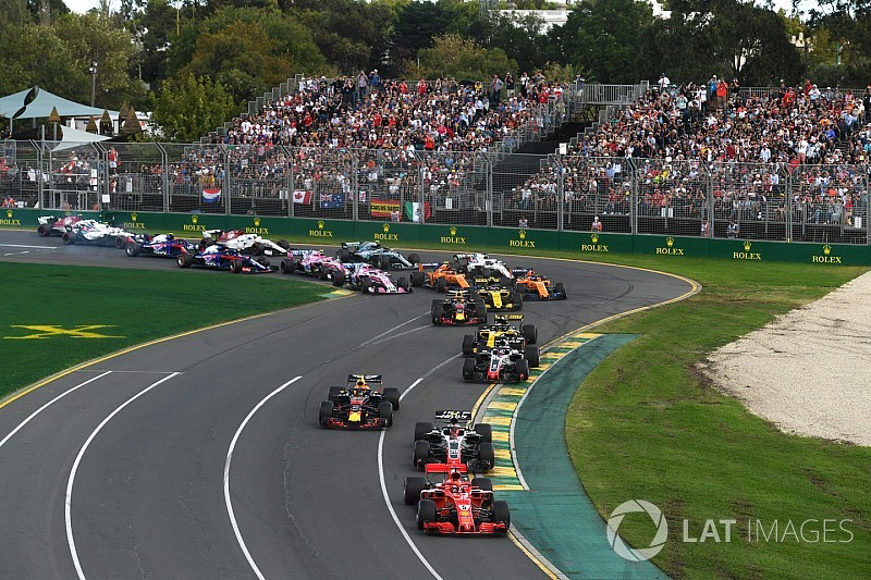 Australian Grand Prix driver ratings