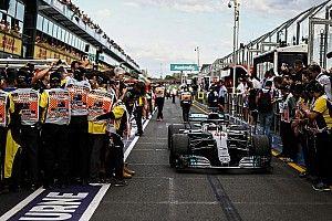 В Mercedes заверили, что с двигателем Хэмилтона все в порядке