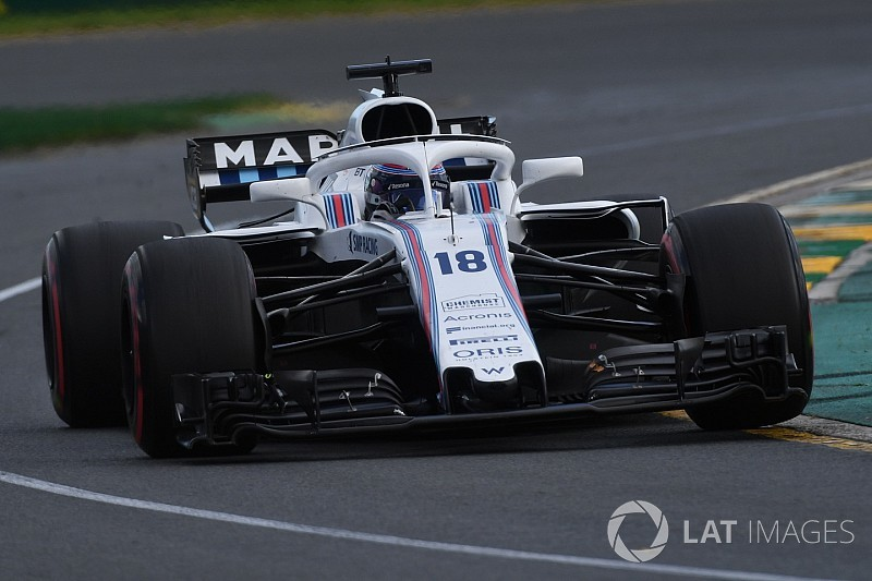 "Williams is ""surviving"", not ""racing"" - Stroll"
