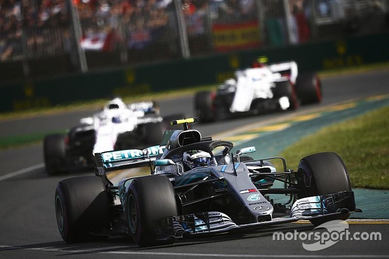 Mercedes se méfie de tous, même Williams