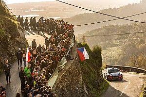 GALERÍA: el primer día del Rally de Córcega