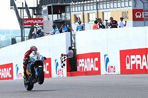 """Retour """"timide"""" mais encourageant pour Stefan Bradl en MotoGP"""