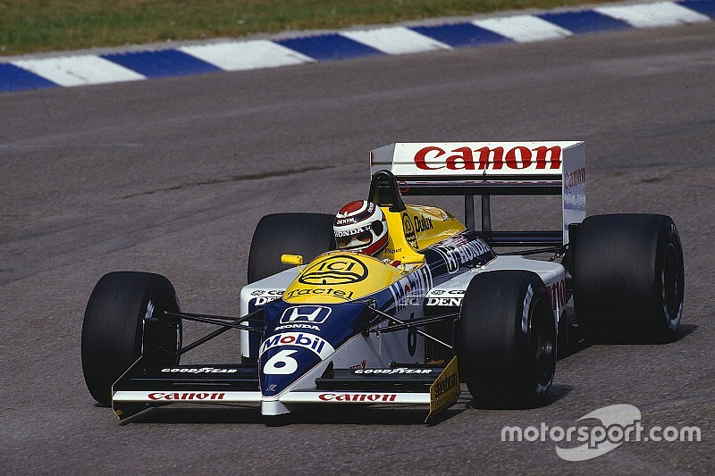 Rediscover the cars of Nelson Piquet's F1 career