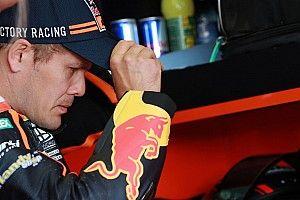 Cedera lutut, Kallio absen pada MotoGP Jerman