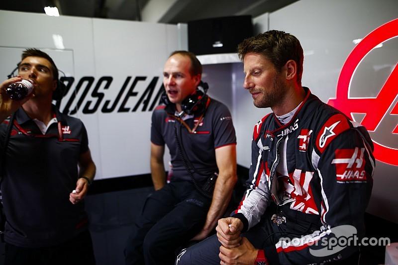 Grosjean: Nem egyszerű pálya a Hungaroring, de nagyon szeretem