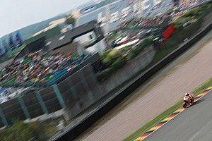 GALERI: Aksi sesi kualifikasi MotoGP Jerman