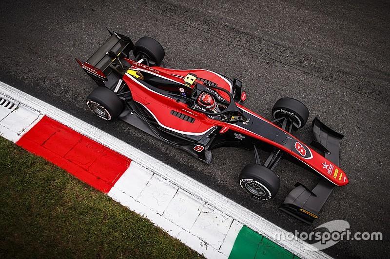 F2モンツァ予選:ラッセルが4度目ポール獲得。日本勢は7列目に並ぶ
