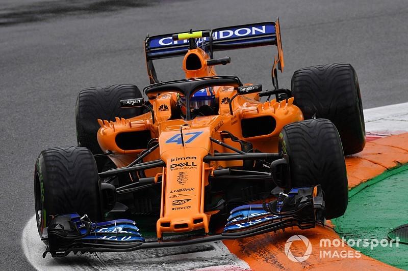 Norris à nouveau aligné en EL1 par McLaren
