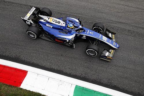 F2 Monza: Camara, Markelov'un önünde lider
