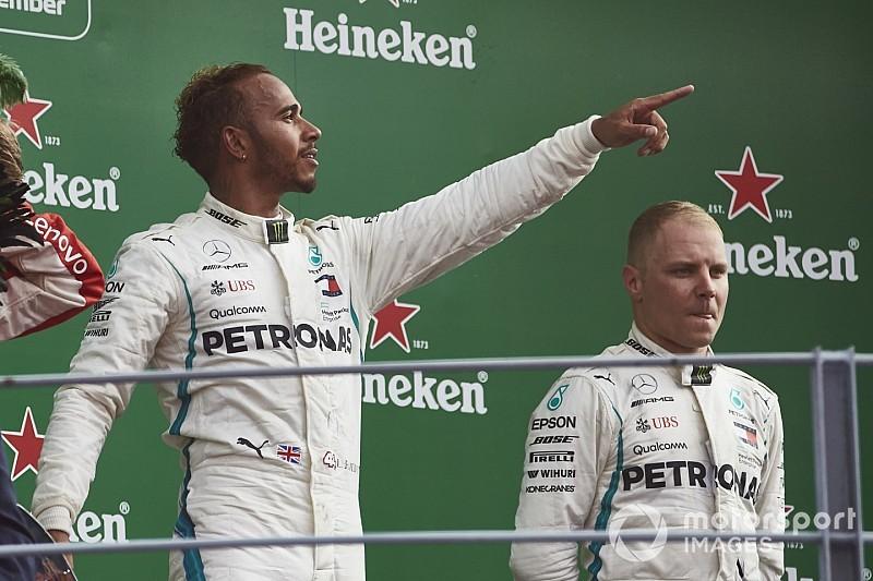 """Mercedes: """"Bottas legyőzheti Hamiltont és megnyerheti a bajnokságot"""""""