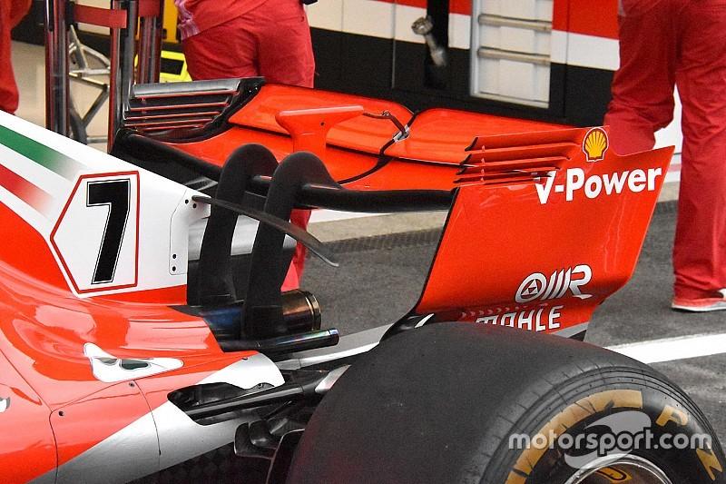 La F1 elevará los alerones traseros para mejorar la visibilidad en 2019