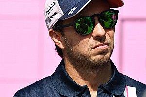 Vertrag unterschrieben: Sergio Perez bleibt 2019 bei Racing Point