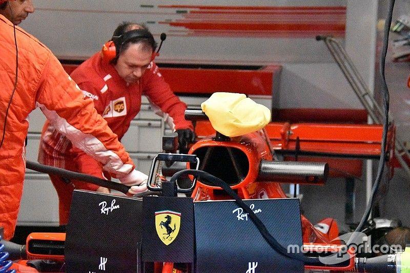 FIA verbiedt mysterieuze camera-koeling van Ferrari
