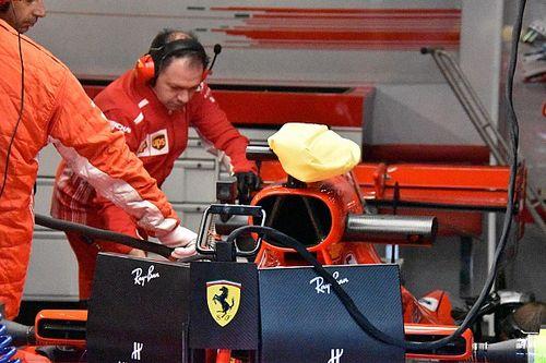 FIA exige que Ferrari pare de usar bolsa de gelo na câmera