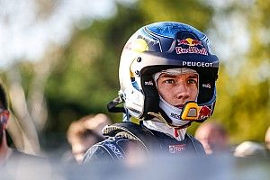 Barcelona World RX: Timmy Hansen takes overnight lead
