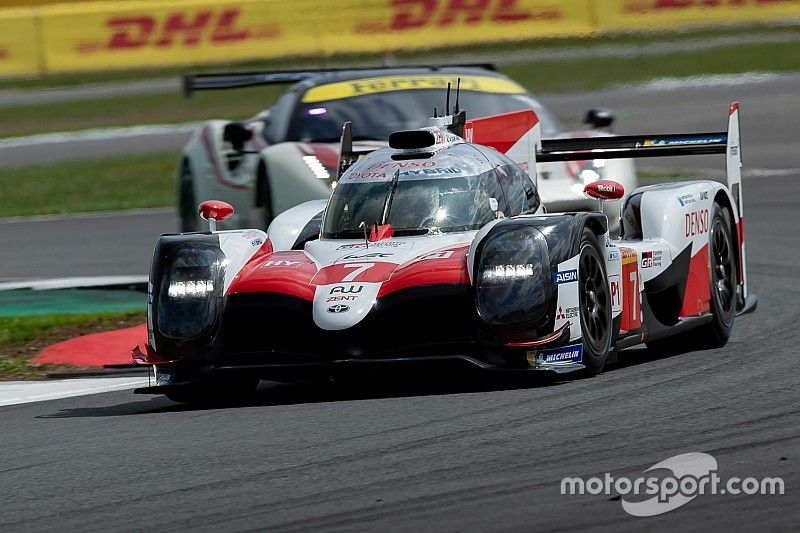 EL1 - Toyota en tête, Senna victime d'un crash avec Rebellion