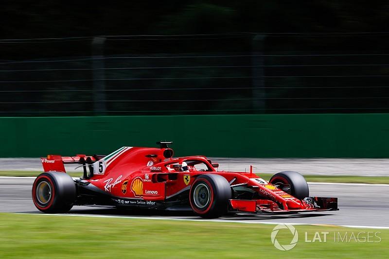 意大利大奖赛FP3:维特尔继续领先,汉密尔顿大幅度追近