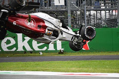 Sauber, Ericsson'un kazasından sonra DRS'yi düzeltmek için hızdan feragat etmiş