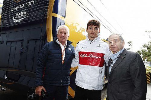 Eksklusif: Leclerc dan FIA bicara pentingnya halo di Formula 1