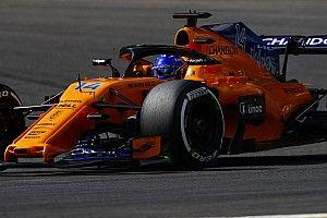 Alonso admite falta de peças na McLaren após acidente em Spa