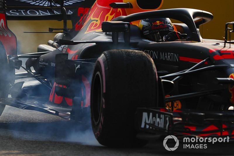 Red Bull se presenta en Singapur liderando la primera sesión
