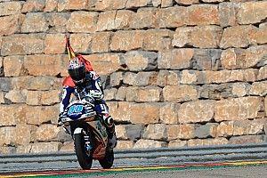 Fotogallery: ancora un sigillo per Martin nel GP d'Aragon di Moto3, ma Bezzecchi non molla