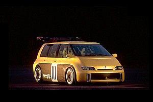 El Renault Espace F1 Concept, un prototipo olvidado de 1994