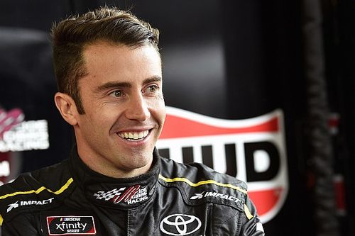 James Davison to make NASCAR oval debut at Talladega