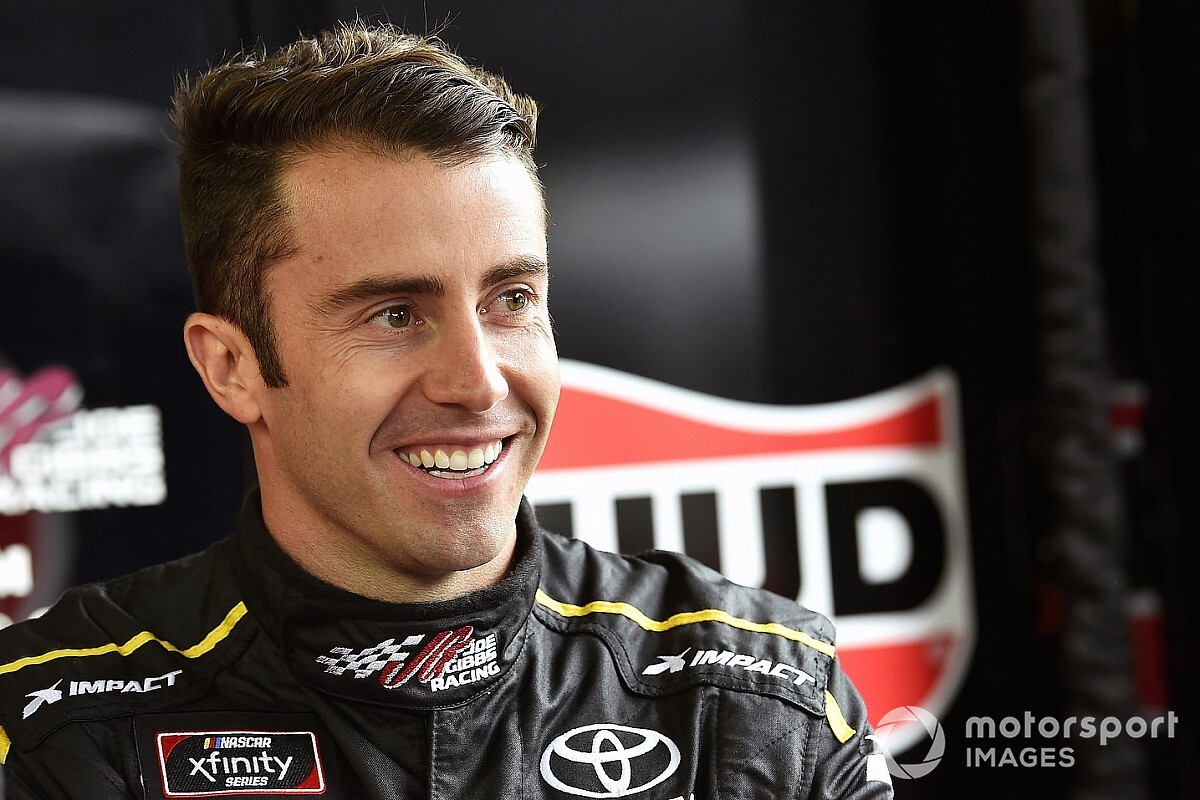 James Davison to make NASCAR oval debut at Talladega