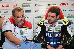 Crutchlow lambasts MotoGP race direction