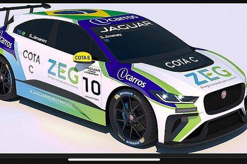 Jimenez e Cacá são confirmados em categoria de Turismo elétrica